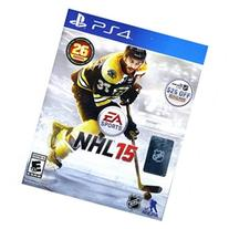 Pre-Owned NHL 15 for Sony PS4