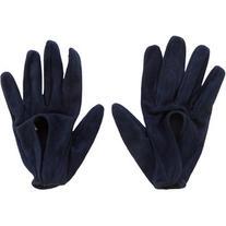 Pre-owned Bottega Veneta Suede Gloves