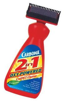 Carbona Oxy-Powered 2-in-1 Carpet Cleaner, 27.5 Ounces