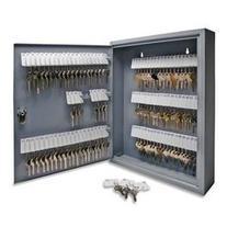 S.P. Richards Company  Secure Key Cabinet, 14 x 3 x 17-1/8
