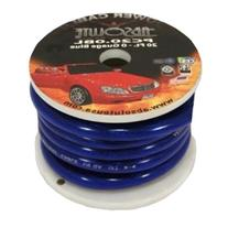 Absolute P020BL 0 Gauge Spool Power Wire Cable, 20 Feet