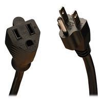 Tripp Lite Standard Power Extension Cord 10A, 18AWG  10-ft