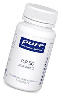 Pure Encapsulations - P5P 50 - Activated Vitamin B6 to