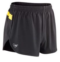 Time to Run Men's Pace Running Short Large Black/Black