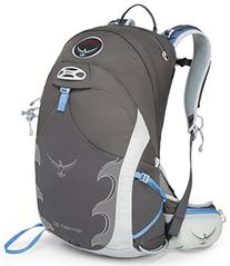 Osprey Packs Women's Tempest 20 Backpack, Stormcloud Grey,
