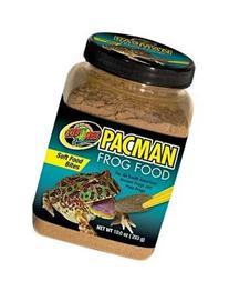 PACMAN FROG FOOD