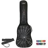 ChromaCast Padded Acoustic Guitar Gig Bag with Spider