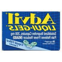 Advil Pain Relief Liqui-Gels - 20 ct