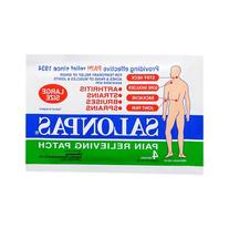 SALONPAS Large Pain Relief Patches - 4 Patches