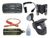 Zephyr Paintball Private Complete Paintball Starter Package
