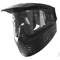 GXG Paintball Stealth Anti Fog Goggle Mask - Black