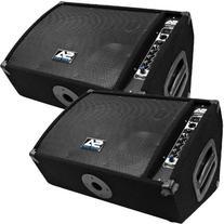Seismic Audio - FL-10MP-PW-Pair - Pair of Premium Powered 2-