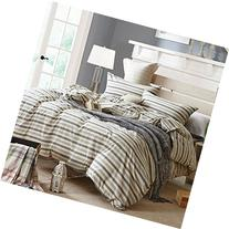 TheFit Paisley Textile Bedding for Adult U614 Chic Brown