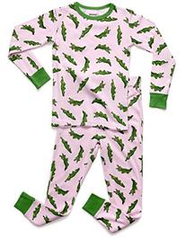 Leveret Aligator 2 Piece Pajama 14 Year
