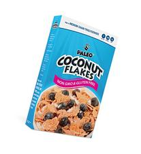 Julian Bakery Paleo Coconut Flakes  Cereal, 10 Servings