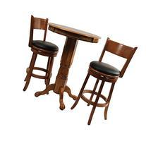 Boraam Palmetto 3 Piece Pub Table Set