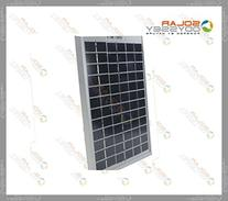Solar Panel 5 Watt 12V Mono Crystalline-Grade A Cells-Diode-