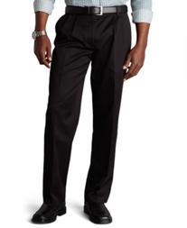 Dockers Pants, D3 Classic Fit Signature Khaki Pleated