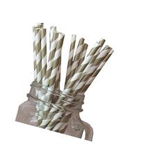 Premium Paper Drinking Straws  for Holiday, Anniversary,
