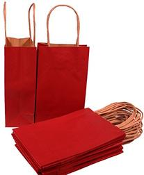 "Creative Hobbies® Small Paper Gift Handle Bags, 5.25"" x 3"""
