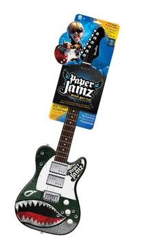Wow Wee Paper Jamz Guitar Series I - Style 3