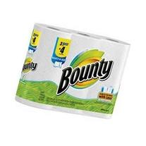 BOUNTY PAPER TOWEL SELECT A SIZE BIG ROLL 3 CT by Bounty