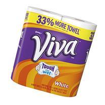 Viva Paper Towels, Big Roll, 2 Count