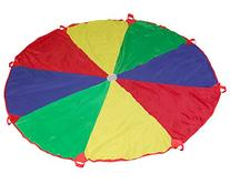 S&S Worldwide Parachute with 8 Handles Game, 12