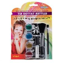 Party Glitter Tattoo Kit Party Accessory