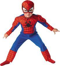 Spider-Man Muscle Costume - Toddler Medium