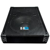 700 Watt 12 Inch Passive Full Range PA Speaker Stage Wedge
