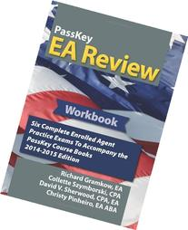 PassKey EA Review Workbook: Six Complete IRS Enrolled Agent