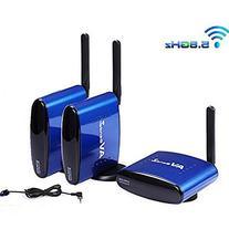 PAT-530 5.8GHz Wireless AV STB Transmitter/Receiver with IR
