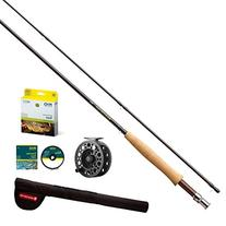 "Redington PATH Fly Rod Outfit 4WT 8'0"" 2 PC  Lifetime"