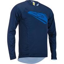 Alpinestars Men's Pathfinder Long Sleeve Jersey, Large, Blue
