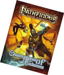 Pathfinder Player Companion: Champions of Balance