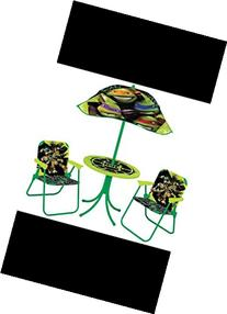 Teenage Mutant ninja turtles Patio Set Folding Chairs