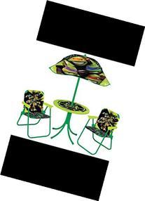 Teenage Mutant ninja turtles Patio Set Folding Chairs