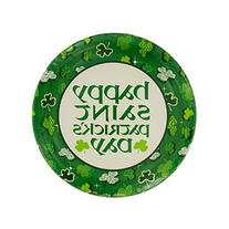 Creative Converting St. Patrick's Day Round Dinner Plates