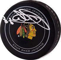 Patrick Kane Chicago Blackhawks Autographed Official Game