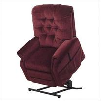 Patriot Pow'r Full Lay-Out Lift Chair Color: Autumn