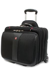 Wenger Patriot Rolling Case Blk Up To 17IN Laptop with