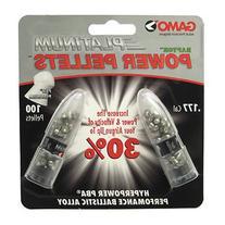 Gamo Air Gun Pellets PBA Platinum .177 Caliber, Qty of 100