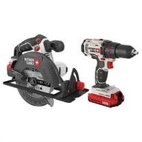 Porter-Cable PCCK605L2 20V Max Cordless Lithium-Ion Drill