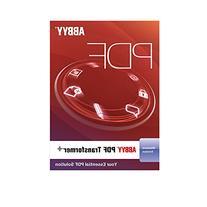 Abbyy USA PDF Transformer Plus for PC