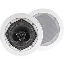 Pyle PDIC51RD In-Wall / In-Ceiling Dual 5.25-inch Speaker