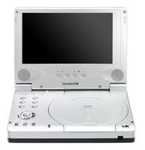 """Polaroid PDV-0701A 7"""" Portable DVD Player"""