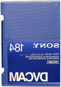 Sony PDVM-40N DVCAM Mini Advanced Evaporated Cassette Tape,