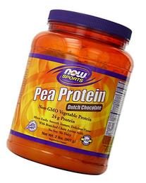 Pea Protein Dutch Chocolate - 2 lbs