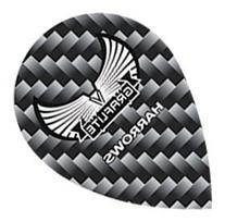 Harrows Pear Shaped Graflite Dart Flights